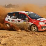 FOURTH VICTORY ON THE TROT FOR TOYOTA GAZOO RACING SA'S BOTTERILL/VACY-LYLE ON ROUND 5 OF 2018 NRC