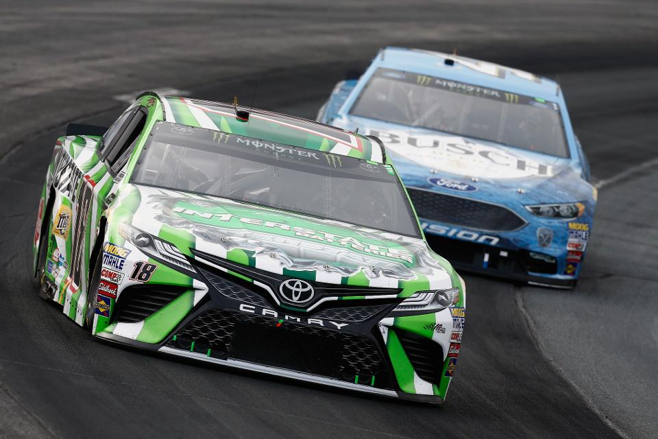 A NASCAR Win Could Make 2018 Toyota's Most Successful Year