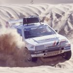 The Soviet Rally Car With the Heart of a Porsche 959