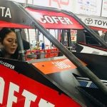 Toyota Racing pounding the pavement to identify future female drivers