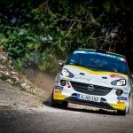 Strong Line-up: 29 Opel ADAMs in Field at Deutschland Rallye