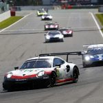 Double Le Mans winner Porsche travels to Silverstone WEC leading the points