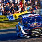Rally Deutschland: SS2: OGIER MOVES AHEAD