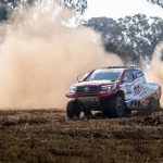 MAIDEN CROSS-COUNTRY VICTORY FOR TOYOTA GAZOO RACING SA'S LATEGAN/WHITE ON ATLAS COPCO 400
