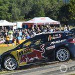 Rally Deutschland:  Puncture wrecks Ogier's Chances