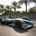 Formula E teams up with Saudi Arabian Airlines