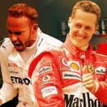 F1: Lewis Hamilton's dominance exceeding Michael Schumacher's peak period at Ferrari
