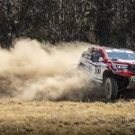 ONE-TWO-THREE FOR TOYOTA AT HARRISMITH 400, PENULTIMATE ROUND OF 2018 SACCS