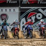 Chiara Fontanesi takes double race wins, overall and red plate in Assen