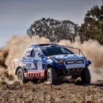 Third Win of the Season for Ford NWM in Harrismith