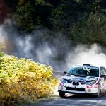 KAREL CARRÉ AND SAMUEL JOYAL WIN CANADIAN PACIFIC FOREST RALLY