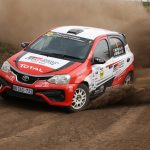 DISAPPOINMENT FOR TOYOTA GAZOO RACING SA'S BOTTERILL/VACY-LYLE AFTER ROLL ENDS THEIR SECUNDA CHARGE