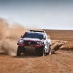 SUCCESSFUL TITLE DEFENSE FOR DE VILLIERS AS TOYOTA GAZOO RACING SA WIN IN GLENHARVIE