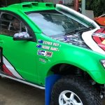Holden ute to take on 2019 Dakar Rally