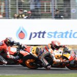 Marquez outduels Dovizioso for Thailand GP win