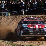 VOLKSWAGEN MOTORSPORT BLITZ WRC2 WITH NEW POLO GTI R5