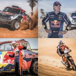 Dakar heavyweights head to Rallye du Maroc for final tune-up