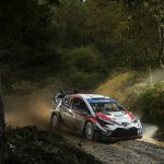 RALLY WALES GB: FRIDAY IN BRITAIN: DOMINANT TÄNAK IN CHARGE