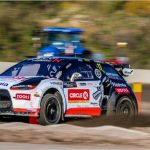 Oliver Solberg holds his nerve to clinch 2018 RallyX Nordic title