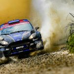 WRC 2 IN AUSTRALIA: ALBERTO HELLER BUILDS HUGE LEAD