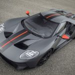 The New Ford GT Carbon Series Has a Nifty Orange Stripe