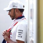 Hamilton looking ahead toward Schumacher's records