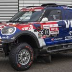 Dakar 2019: Five MINI JCW Rally to start at the Dakar 2019