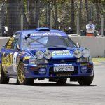 McRae reunited with Subaru WRC in Adelaide