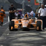 McLaren partners with Chevy for Alonso Indy 500 program