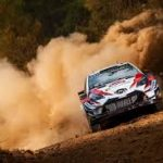 Latvala crash interrupts Toyota's testing