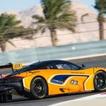 All-star driver line-up for competitive debut of McLaren 720S GT3 in Abu Dhabi
