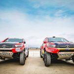 Dakar Rally to break with tradition in Peru