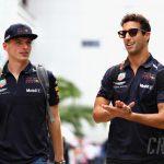 Horner: Verstappen, Ricciardo Red Bull's strongest F1 driver pairing