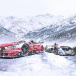 Audi at GP Ice Race in Austria