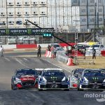 Rallycross's growth halted by crisis