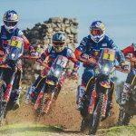 Red Bull KTM set for Dakar 2019