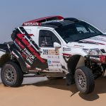 Extreme version of the Nissan Navara to compete in Dakar 2019