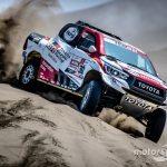 "Toyota ""must achieve"" first Dakar win in 2019"