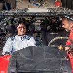 Down Syndrome competitor Lucas Barron to make Dakar Rally history