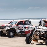 MORE TIME GAINED BY AL ATTIYAH / BAUMEL AS DAKAR 2019 MARATHON SECTION CONCLUDES