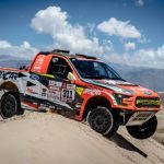 Martin Prokop joins forces with Tomas Ourednicek for Dakar 2019