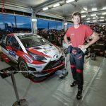 Gronholm gets Toyota WRC outing in Sweden