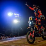 The high-speed action is now underway at the2019 Dakar Rally