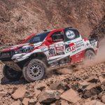 Great battle for honours on Dakar stage 8