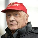 Lauda discharged from hospital