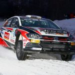 Oliver seals his debut overall win at Rally Aluksne