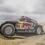 Marathon stage sets up stirring second week at 2019 Dakar Rally