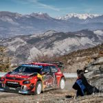 WRC: Ogier holds on for tight Rallye Monte-Carlo victory