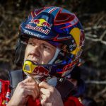 MONTE CARLO: SÉBASTIEN OGIER HALVED HIS DEFICIT TO RALLYE MONTE-CARLO LEADER THIERRY NEUVILLE IN FRIDAY AFTERNOON'S OPENING SPEED TEST.