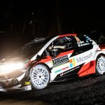 TANAK LEADS STRONG TOYOTA PERFORMANCE ON RALLYE MONTE-CARLO